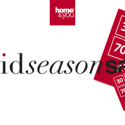 Mid Season Sale w home&you